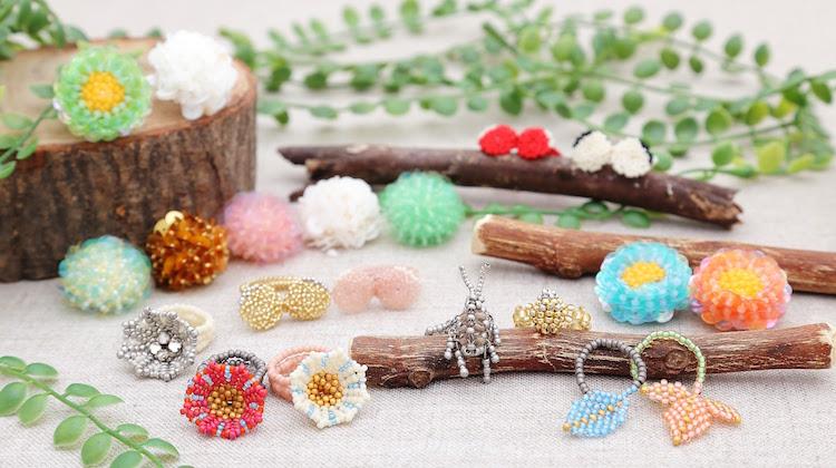 KODUE HIBINO Beads Accessories