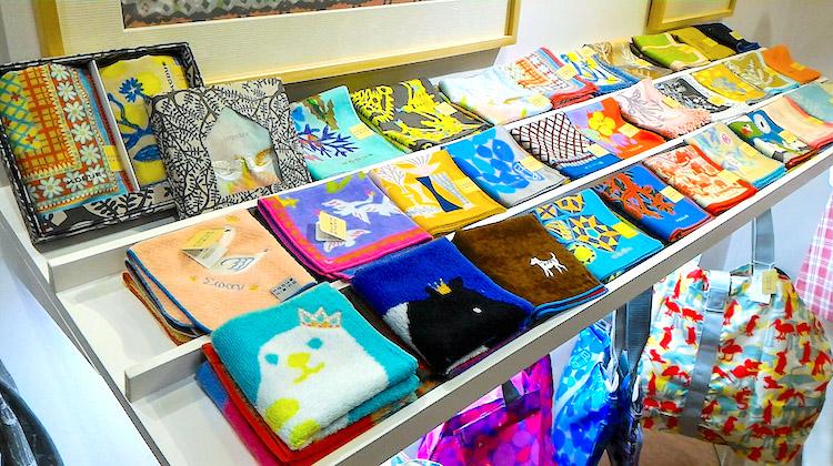 KODUE HIBINO Handkerchief
