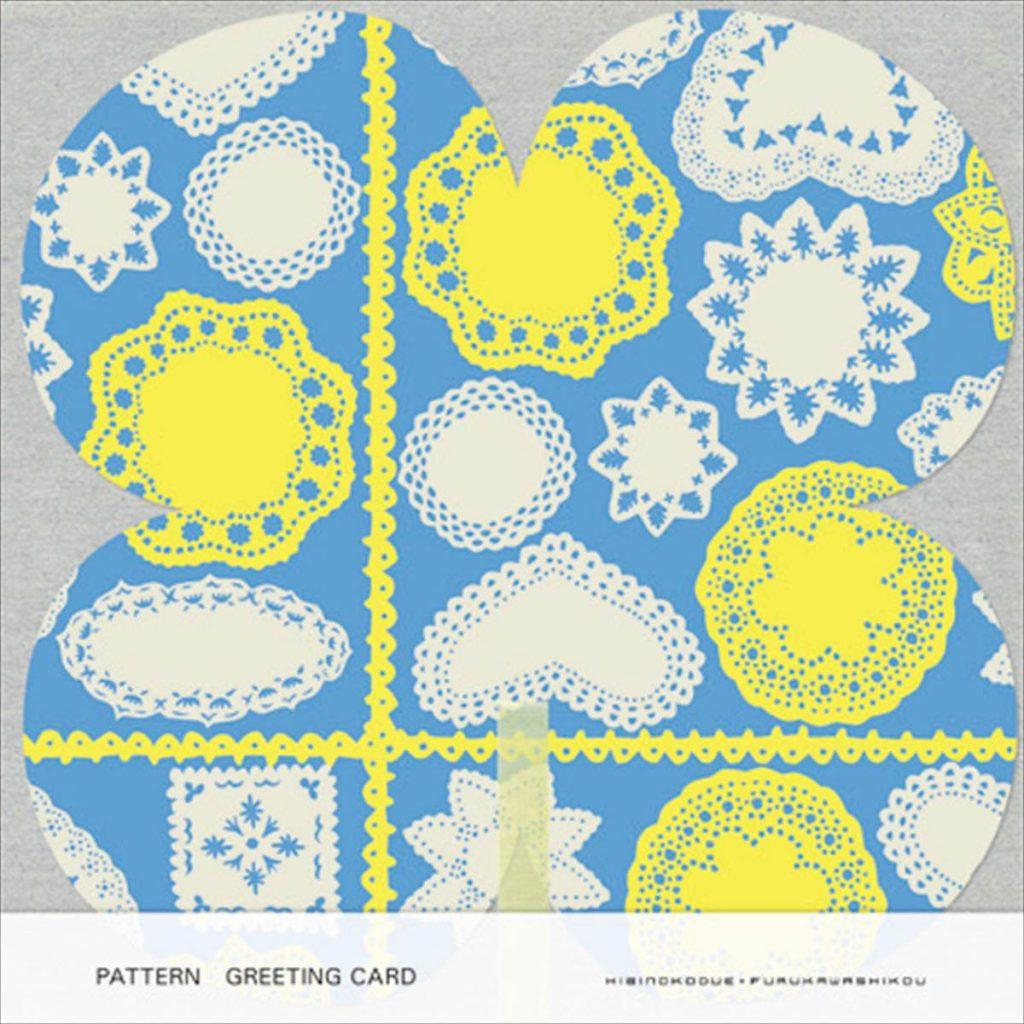 Greeting Card Kodue Hibino Official Brand Site
